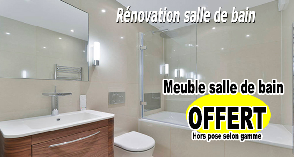 Travaux De Rénovation Dune Salle De Bain DUNKERQUE Nord - Salle de bain dunkerque